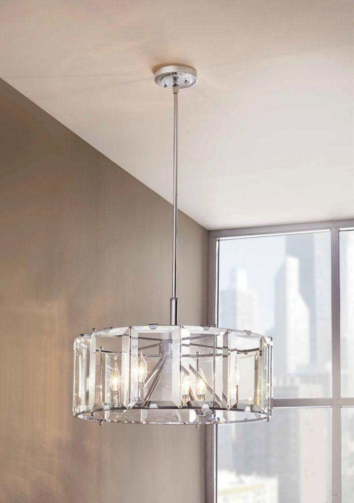 Home Decorators Collection Alannis 4 Light Pendant The Home