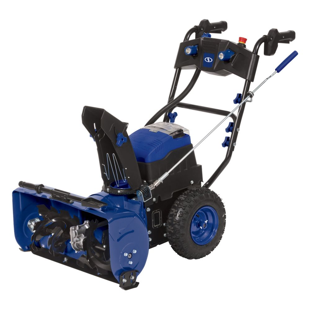 Ion Cordless Self-Propelled (Two-Stage) Snow Blower (Core Tool - No Battery + Charger)