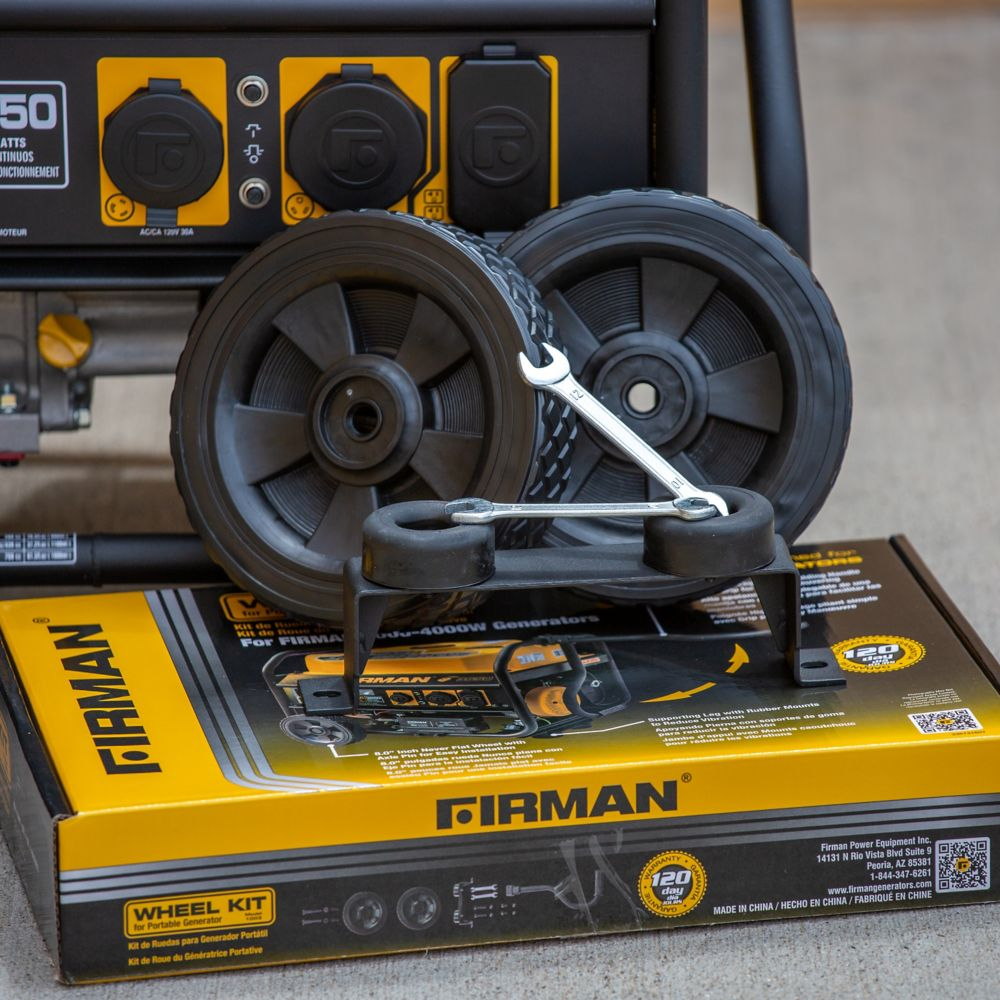 Firman Generators Generator Wheel Kit