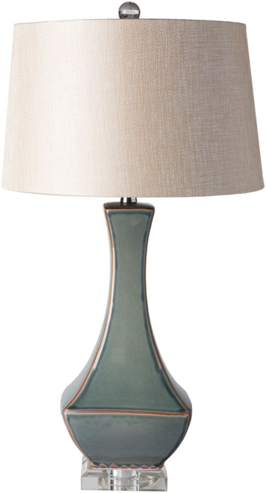Fathullah 30.5 x 16 x 16 Table Lamp