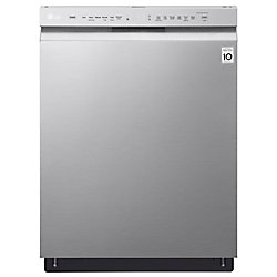 24-inch Front Control Dishwasher with Stainless Steel Tub in Stainless Steel - ENERGY STAR®