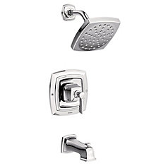 Conway Single-Handle Posi-Temp Bath/Shower Faucet in Chrome