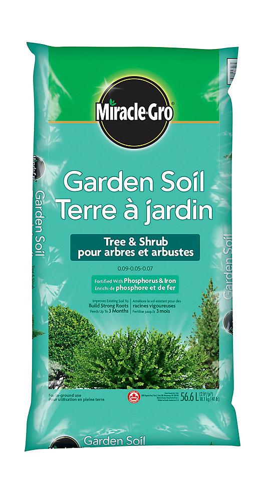 Garden Soil for Trees and Shrub