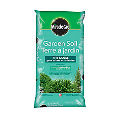 Garden Soil for Trees and Shrub