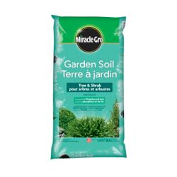 Miracle-Gro Garden Soil for Trees and Shrub