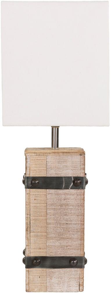 Tindal 24 x 8.66 x 8.66 Table Lamp