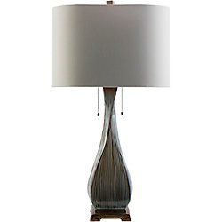 Art of Knot Camillo 31.75 x 17 x 10 Table Lamp