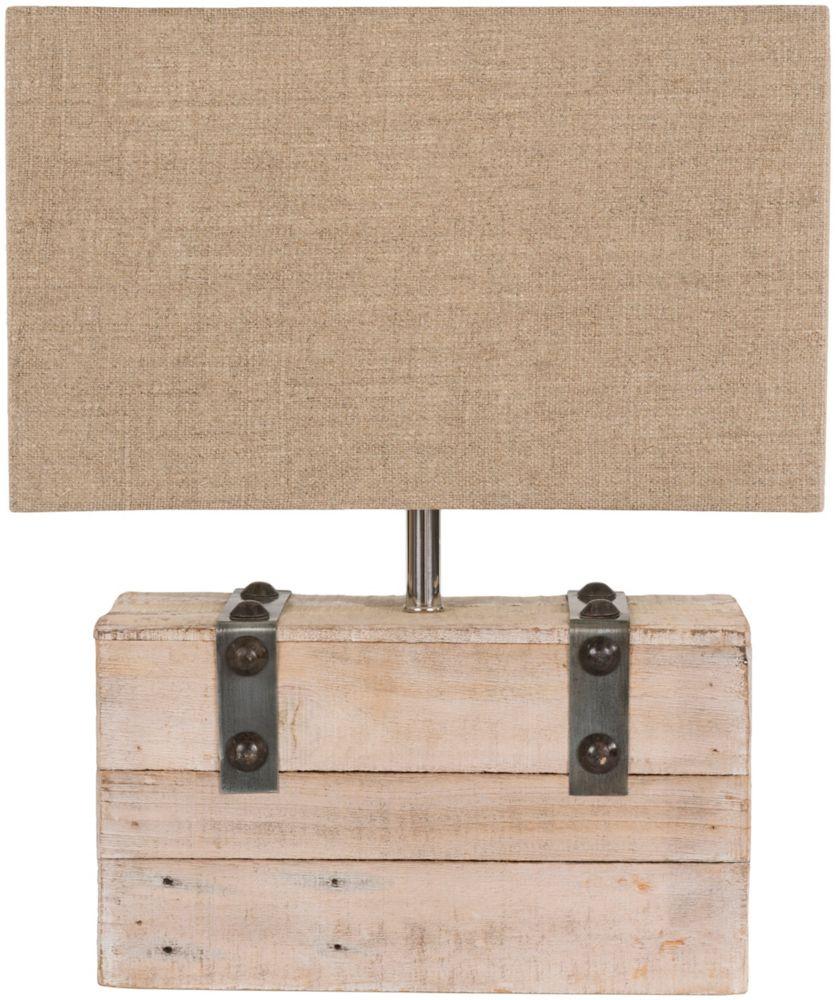 Callahan 16.93 x 5.91 x 13.77 Lampe de Table