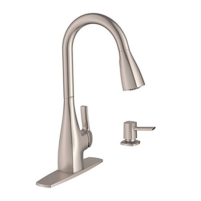 kitchen faucets sink home lowes depot at pertaining hole to moen faucet