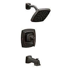 Conway Single-Handle Posi-Temp Bath / Shower Faucet in Mediterranean Bronze