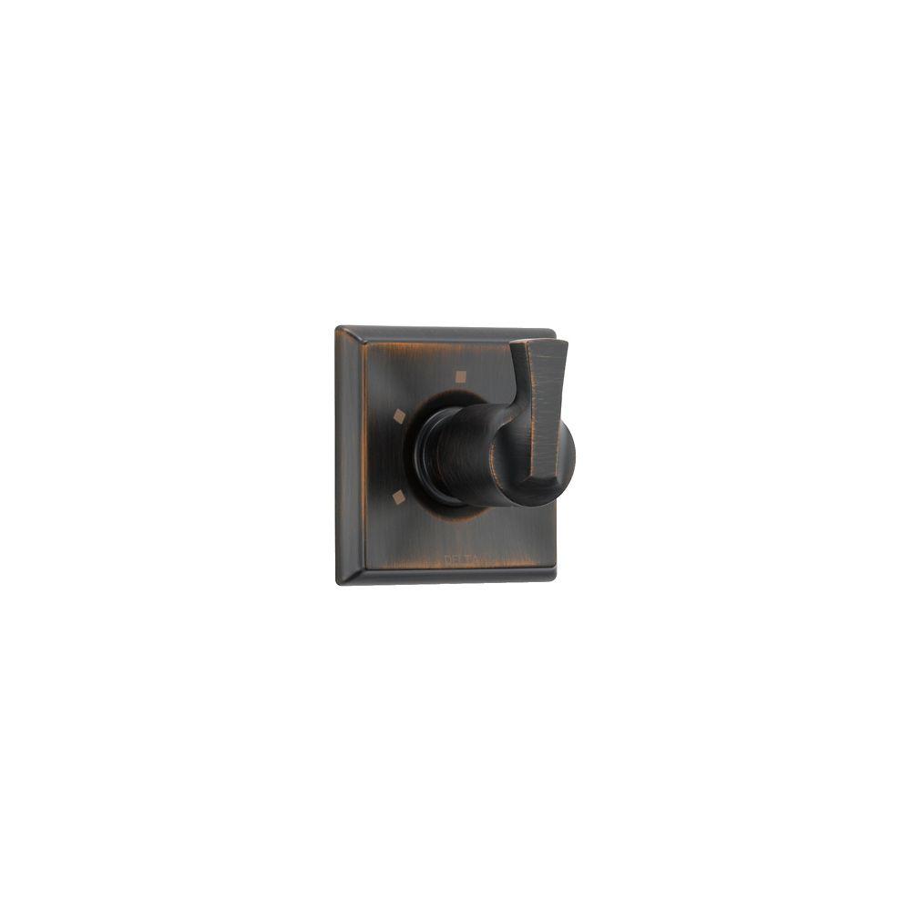 Inverseur à 3 fonctions Dryden, Venetian Bronze