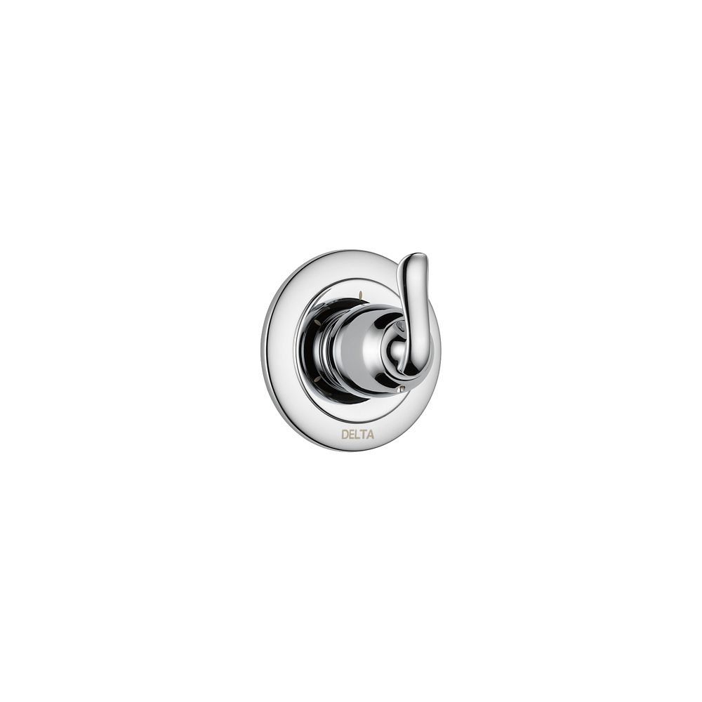 Linden 3 Setting Diverter Trim, Chrome