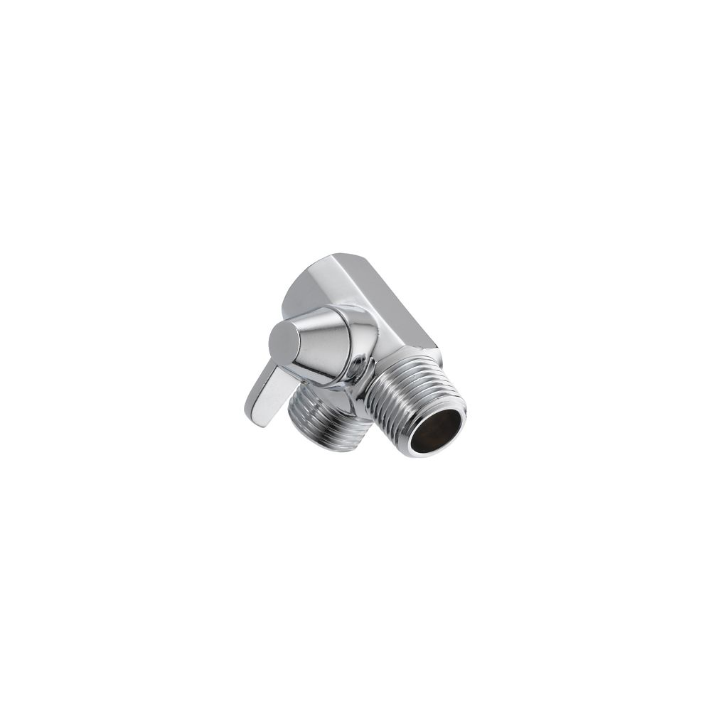 Delta Shower Arm Diverter For Hand Shower, Chrome