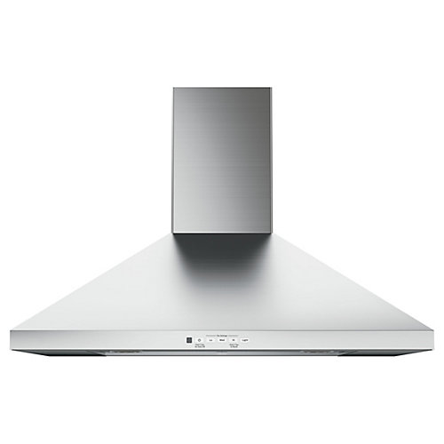30-inch Convertible Range Hood in Stainless Steel