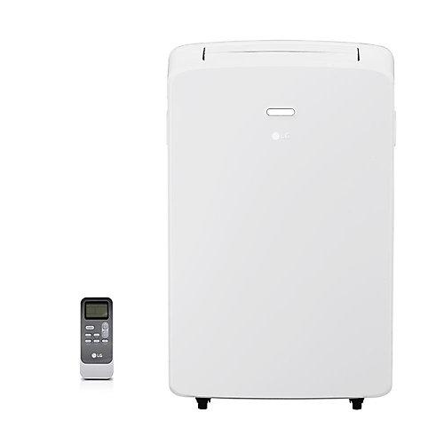 10,200 BTU 115V Climatiseur portable avec déshumidificateur et télécommande