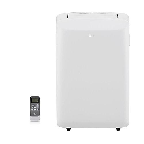 Climatiseur portable avec télécommande, 8 000 BTU