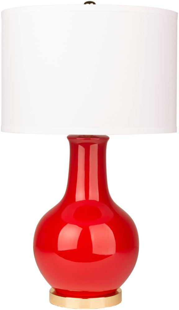 Rigonz 26.5 x 15 x 15 Lampe de Table