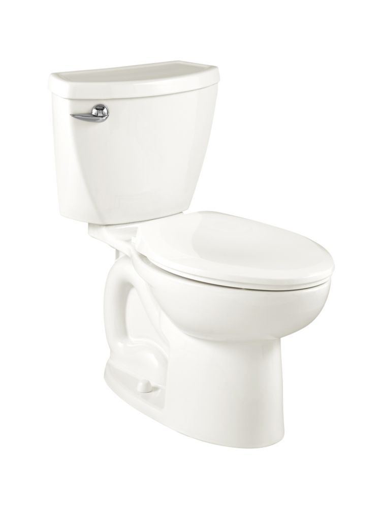 American Standard Cadet 3 2 Piece Single Flush Elongated Bowl Toilet