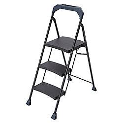 Gorilla Ladders 3-Step PRO Steel Step Stool