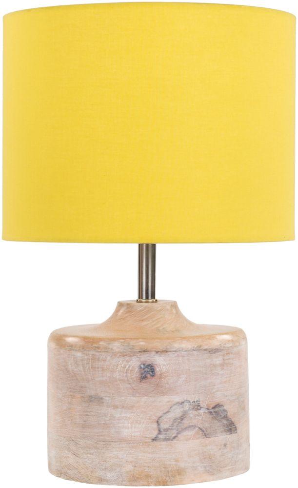 Burcham 15.35 x 9.84 x 9.84 Lampe de Table