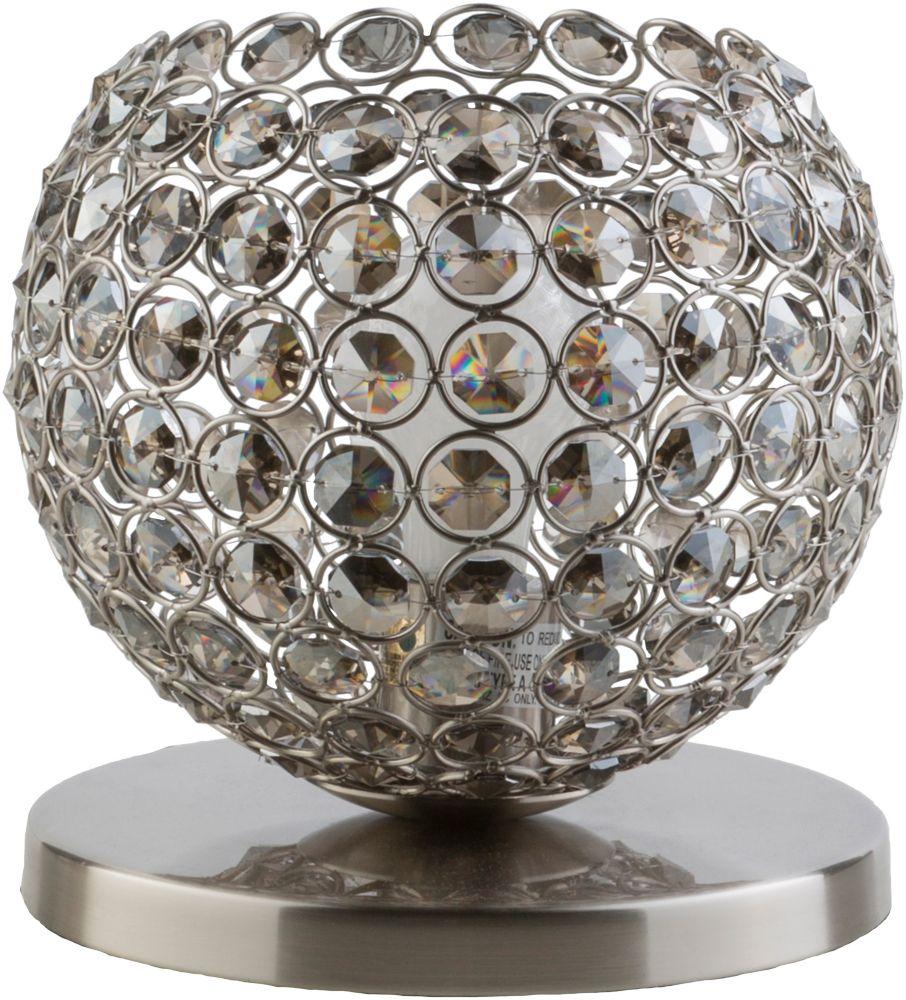 Bauman 8 x 8 x 8 Table Lamp