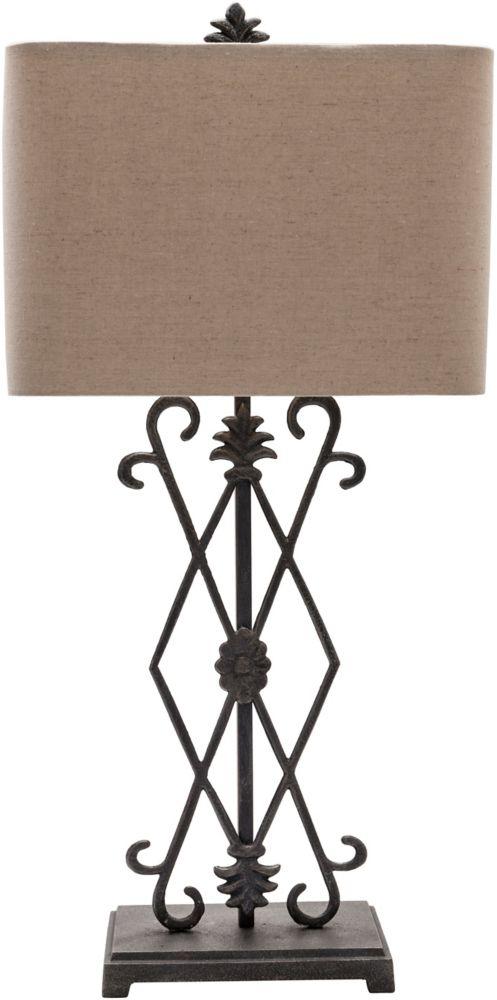 Vanlaere 31 x 14 x 10 Table Lamp