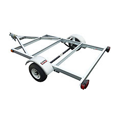 Marathon 4 Feet X 6 Feet Kit Trailer