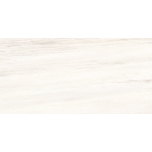 Bianco Nuvo 12-inch x 24-inch Polished Rectified Porcelain Tile (15.5 sq. ft. / case)