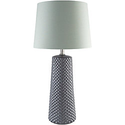 Art of Knot Vinci 28 x 14 x 14 Table Lamp