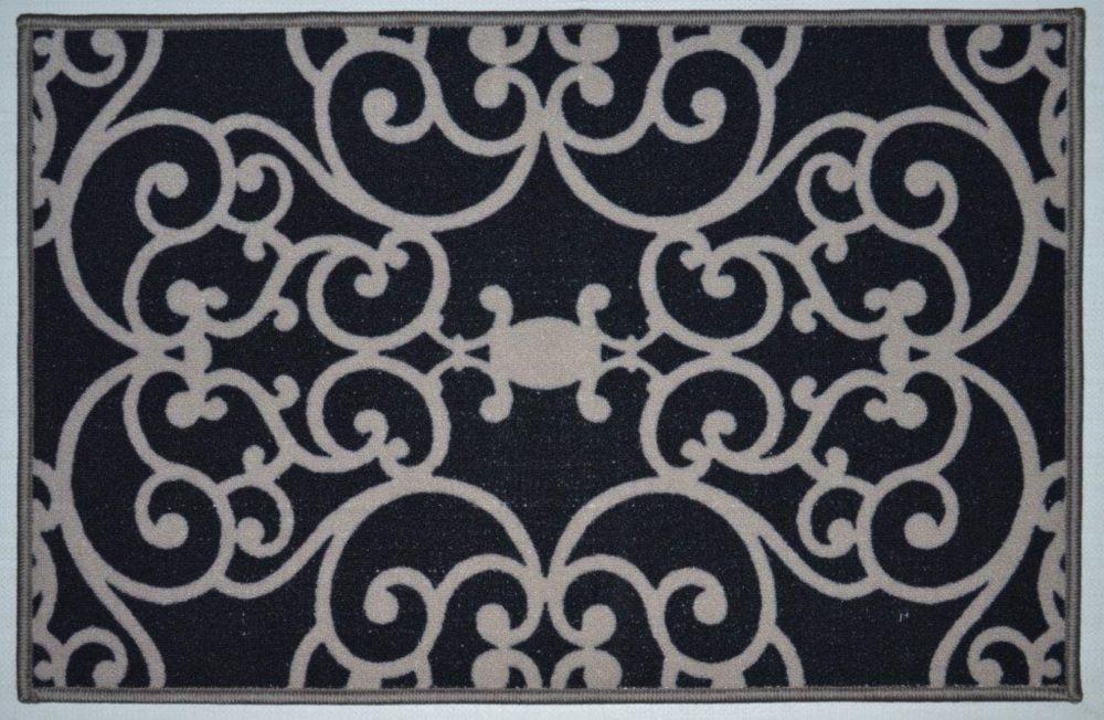 Home Decor Printed 2 ft. x 3 ft.  Rectangular Door Mat