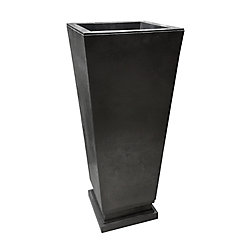 Multy Home Empire 32-inch Unbreakable Planter in Slate