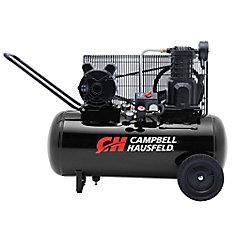 Campbell Hausfeld Compresseur d'air de 56,78 litres portable 5.5CFM 2HP 120/240V 1PH (VX4002)