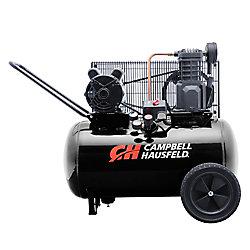 Campbell Hausfeld Campbell Hausfeld Compresseur d'air de 75,70 litres portable 5.5CFM 2HP 120/240V 1PH (VT6183)