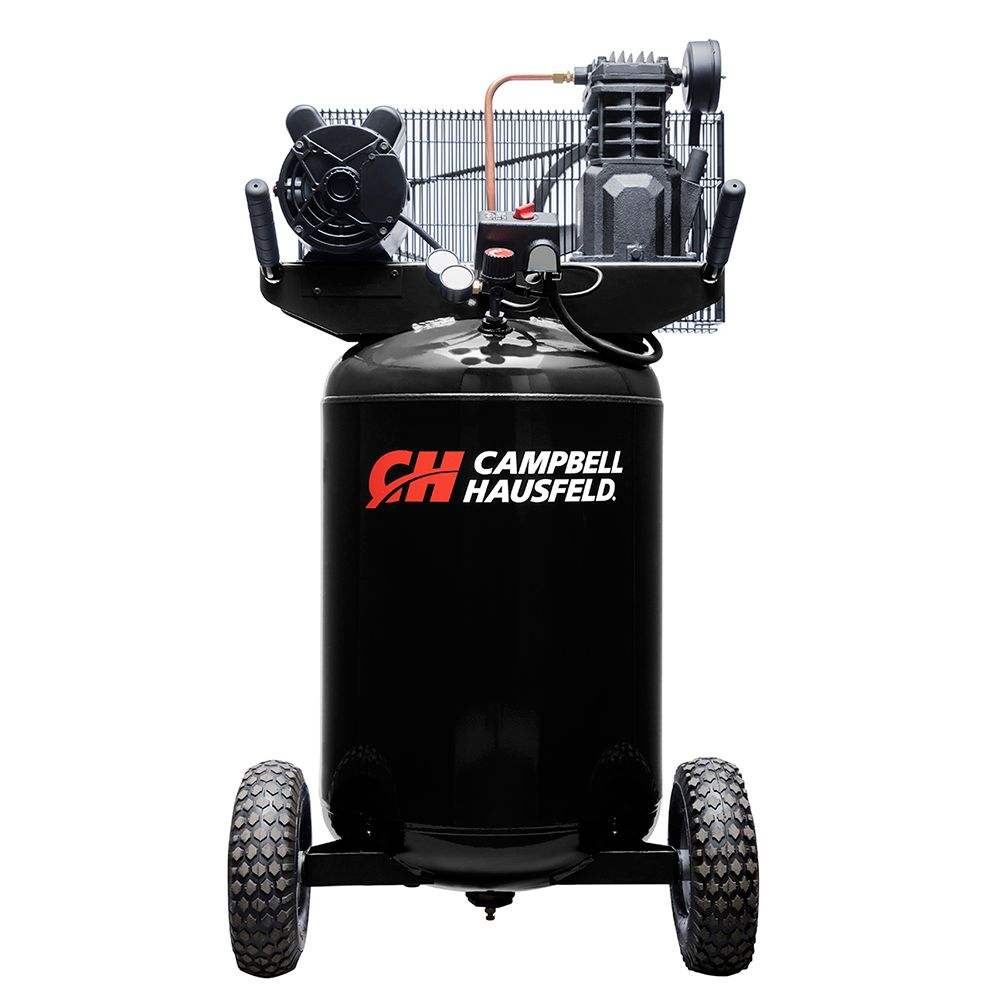 Campbell Hausfeld 2 HP 113.5L 90 PSI Portable Air Compressor