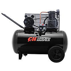 Campbell Hausfeld Campbell Hausfeld Compresseur d'air de portable 113,55 litres 10.2CFM 3.7HP 208230V 1PH (VT6104)