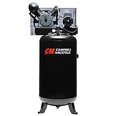 Air Compressor, 80 Gallon 14CFM 5HP 208-230V 1PH (CE3000)