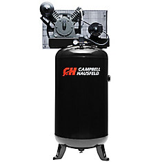 Air Compressor, 80 Gallon   14CFM 5HP 208-230V 3PH (CE3001)