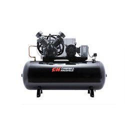 Campbell Hausfeld Air Compressor, 120 Gallon   36CFM 10HP 208-230/460V 3PH (CE8001)