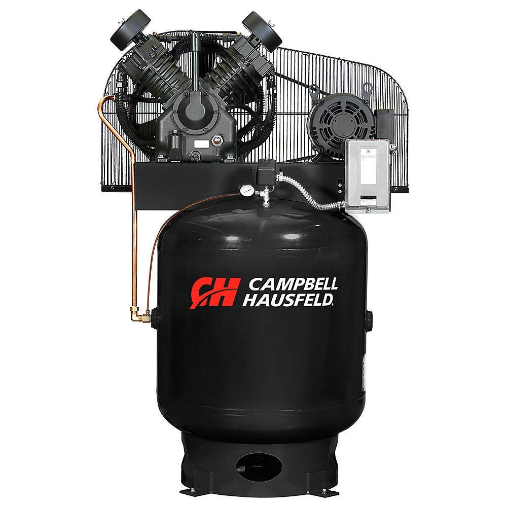 Air Compressor, 90 Gallon   36CFM 10HP 208-230/460V 3PH (CE8007)