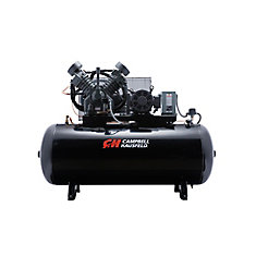 Air Compressor, 120 Gallon Fully Packaged  36CFM 10HP 208-230/460V 3PH (CE8001FP)