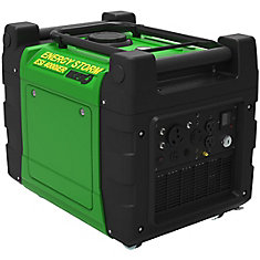 Energy Storm Fuel Injected 4000W 270cc Gas Powered Inverter Generator with EFI Electric/Remote Start