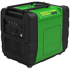 7,000W Gas-Powered Digital Inverter Generator with Remote