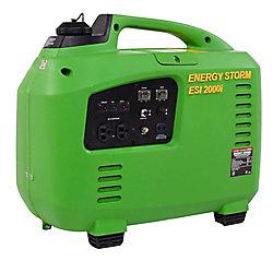 LIFAN Génératrice à onduleur alimentée par essence 2000W 105cm3 Energy Storm