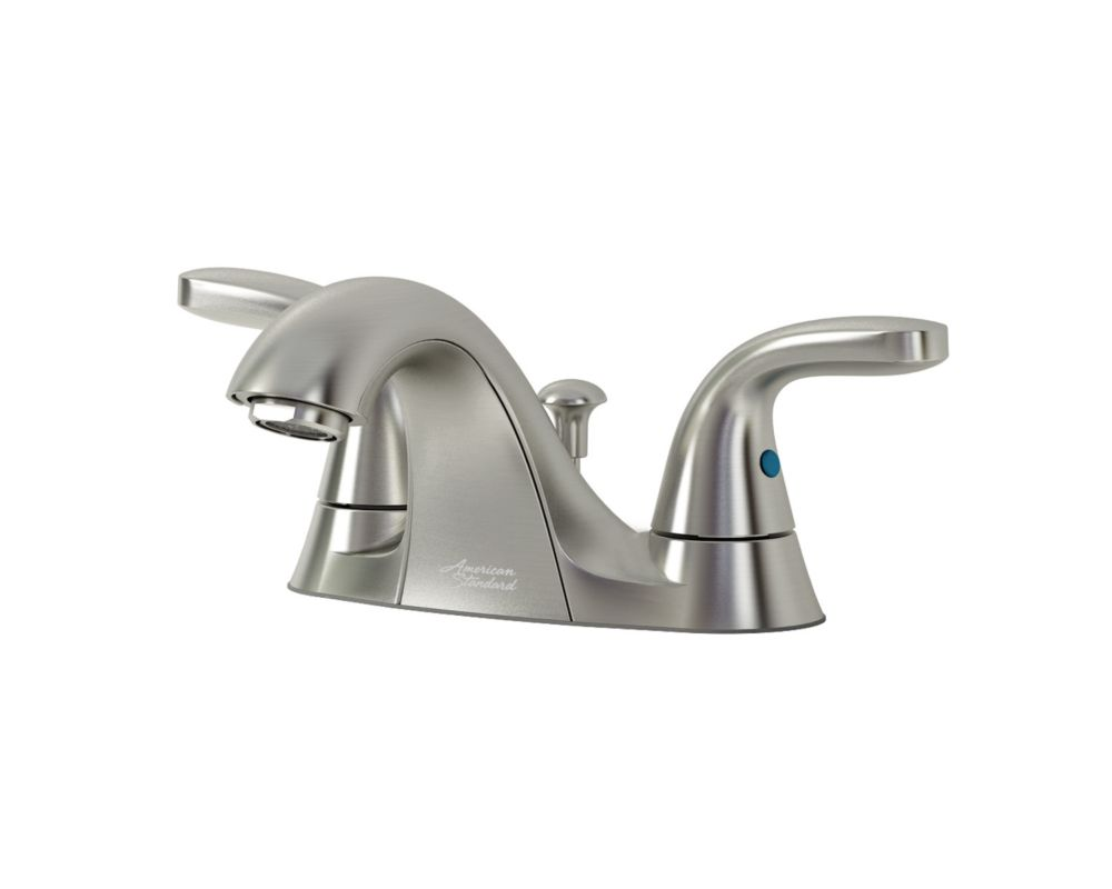 Delta Alux Spotshield Brushed Nickel 2 Handle Widespread: Delta Classic Monitor 13 Series Tub Trim Only, Chrome