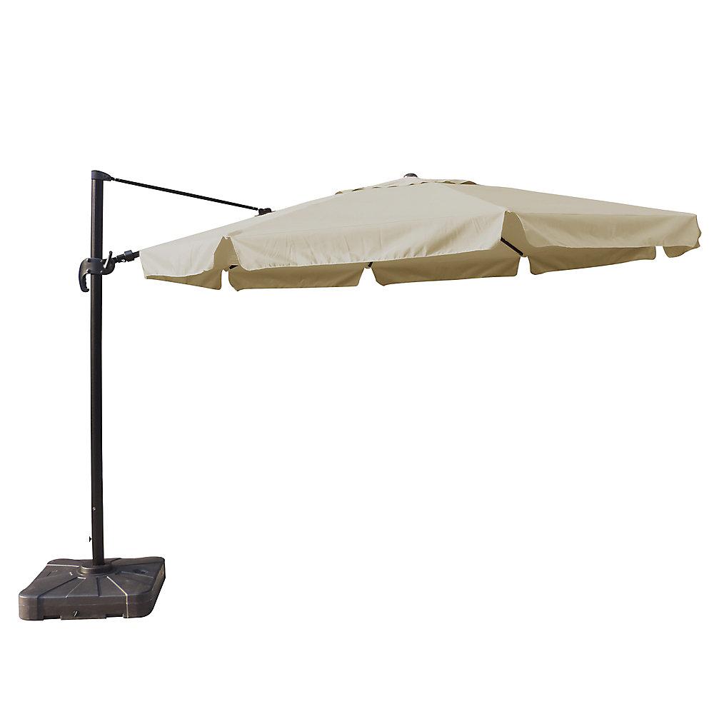 Island Umbrella Victoria 13 Ft Octagonal Cantilever