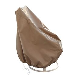 Island Umbrella All-Weather Protective Cover for High Back Chair