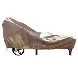 Island Umbrella Housse De Protection 4 Saisons Pour Chaise Longue Simple