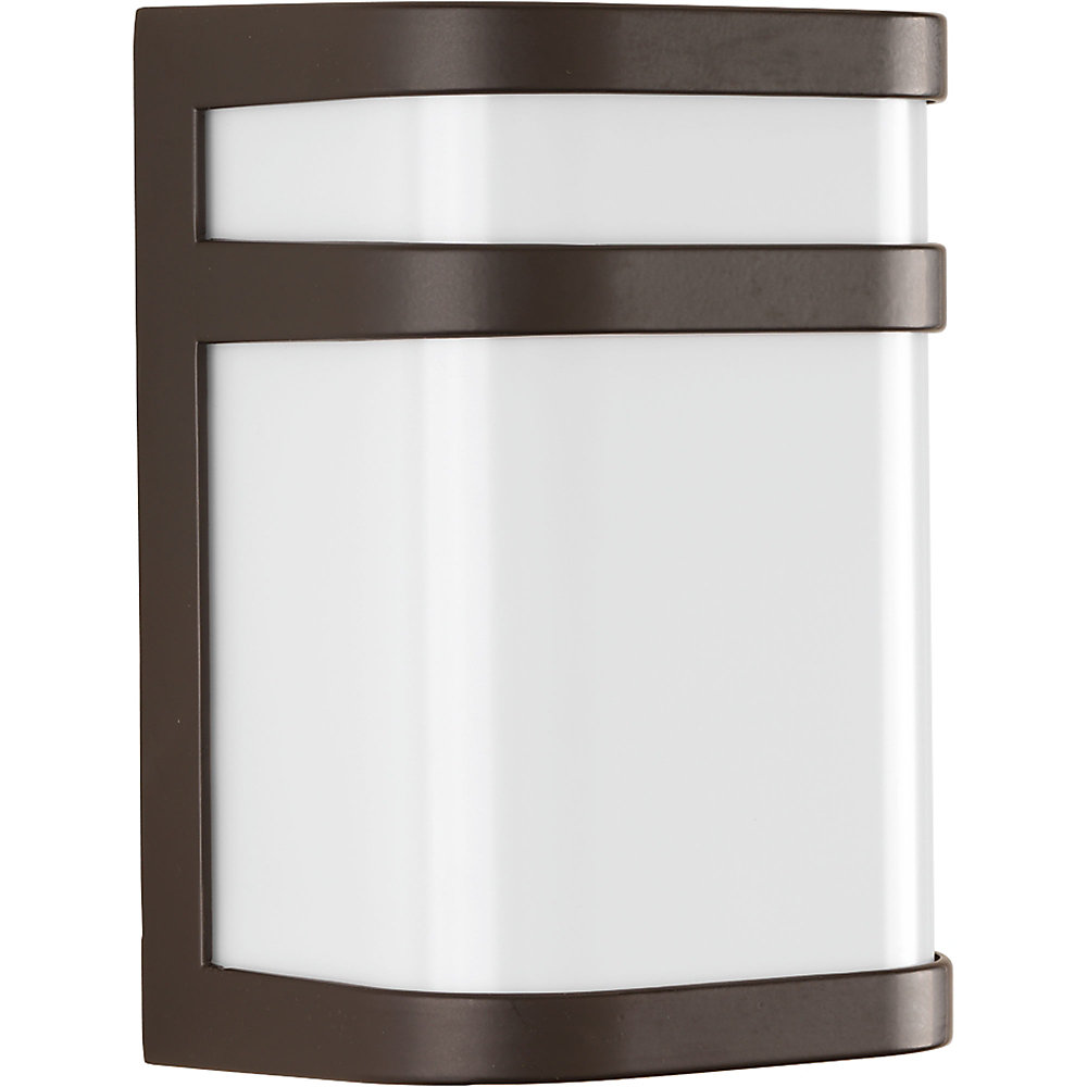 Valera Collection 1-light Architectural Bronze LED Wall Sconce