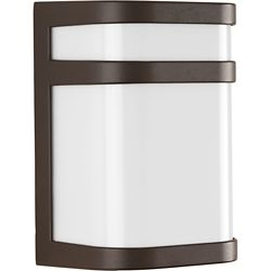 Progress Lighting Valera Collection 1-light Architectural Bronze LED Wall Sconce