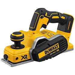 DEWALT 20V MAX XR Lithium-Ion Cordless Brushless 3-1/4-inch Planer (Tool-Only)